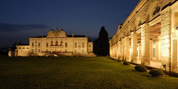 Villa Montruglio service tecnosound matrimoni