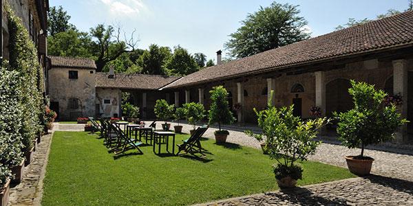 villa Frassanelle location service tecnosound