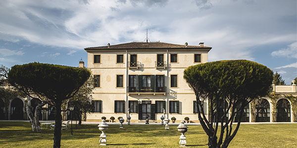 Villa Rizzi service tecnosound matrimoni